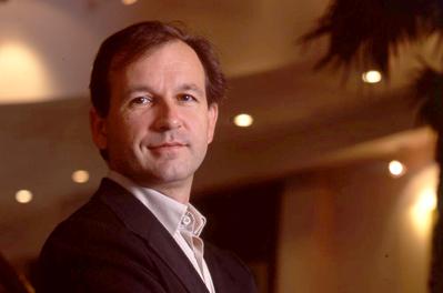 Richard Morris...joining Identica
