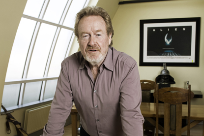 Ridley Scott...new venture to harness user generated content