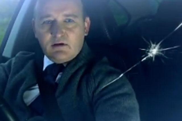 Ian Graham: Facebook competition winner stars in Autoglass TV ad