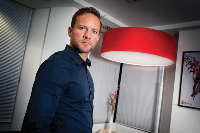 Richard Larcombe, director of advertising and sponsorship, Virgin Media