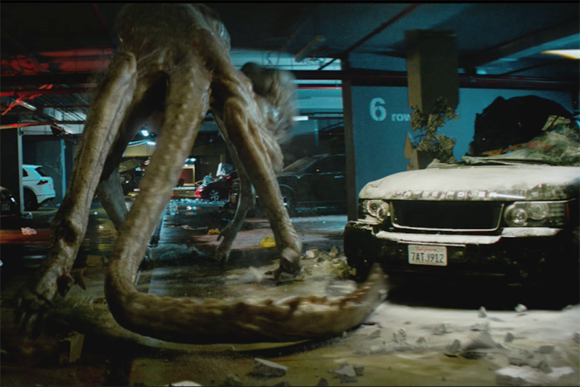 Volkswagen goes sci fi for new instalment of genre riffing for Farcical film genre crossword