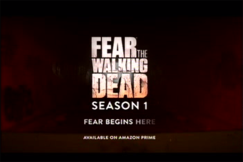 Channel 4 reprimanded for 'distressing' Fear The Walking Dead ad