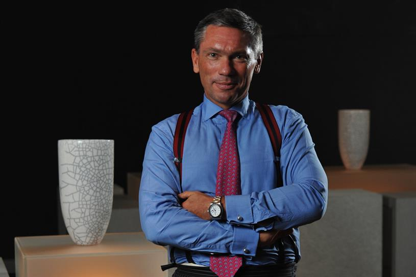 Andrew Robertson: president and chief executive of BBDO Worldwide