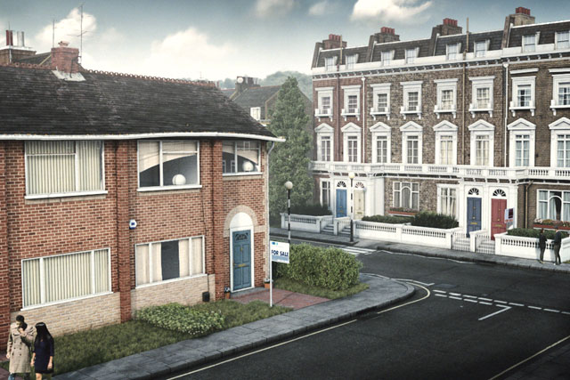 Zoopla: talking houses by VCCP Blue