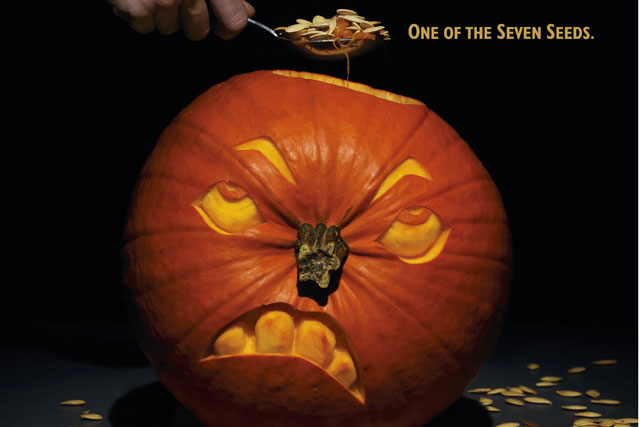 Hovis: Halloween-themed campaign promotes its Seven Seeds loaf