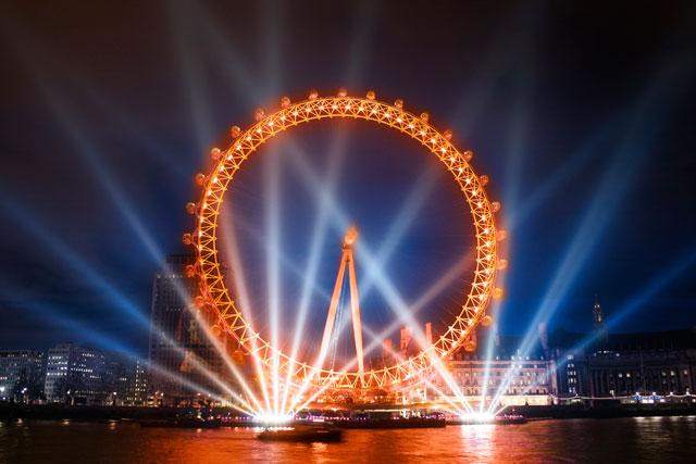 London Eye: looking for agency
