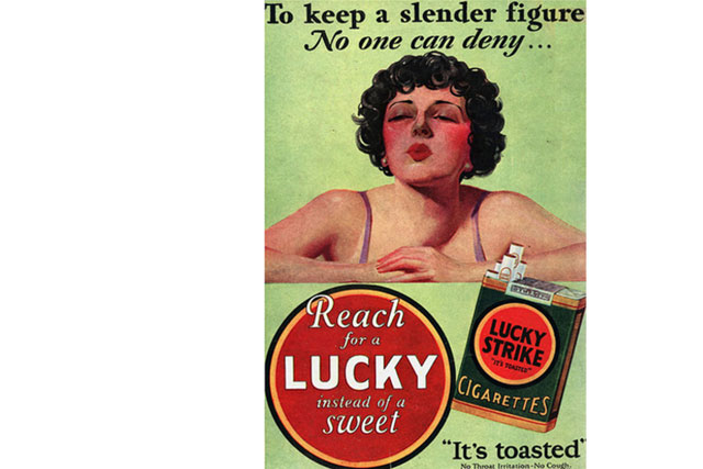 Lucky Strike ad campaign