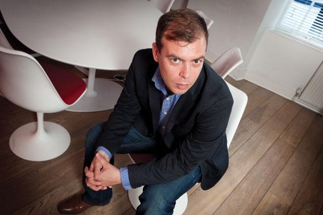 Alex Newman: head of mobile for OMG EMEA