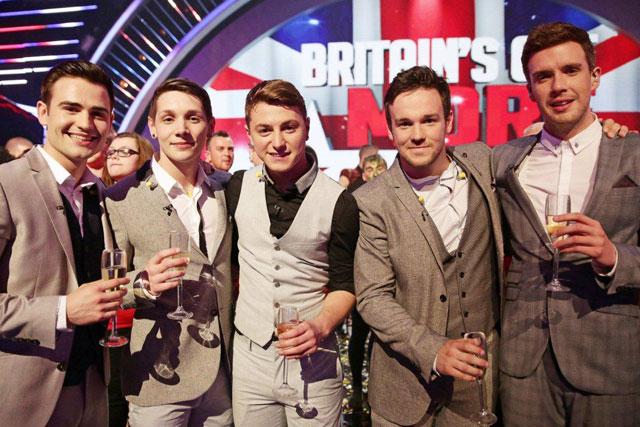 Britain's Got Talent: final reaches 12.7 million