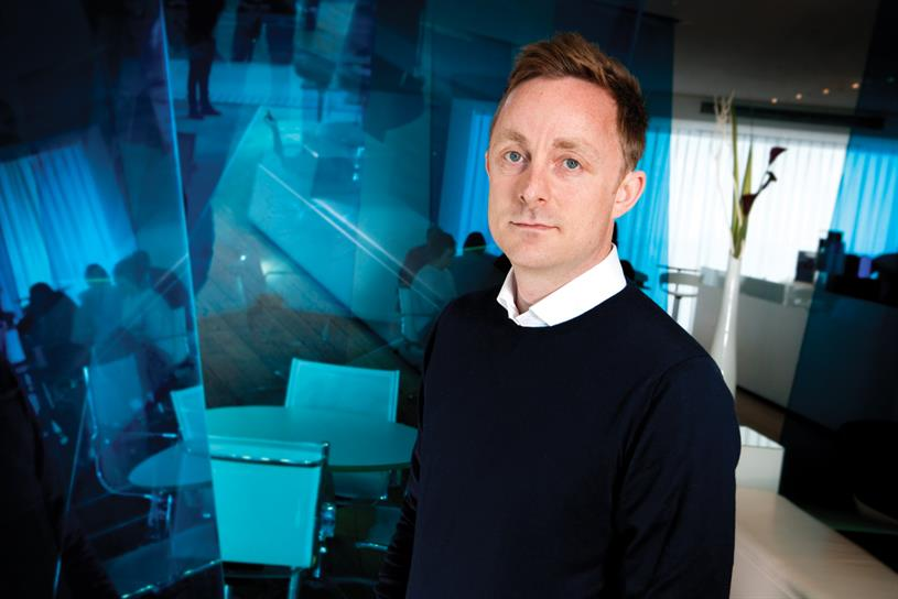 Bardega: the former MediaCom executive is plotting a global 'digital switchover' for ZenithOptimedia