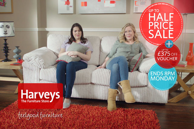 Harveys: Starcom MediaVest Group is unaffected by the review