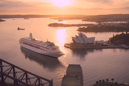 P&O Cruises: launches search for new agaency