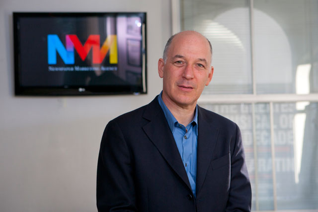 Rufus Olins: joins the NMA