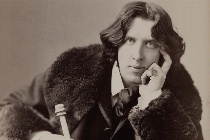 Follow Oscar Wilde's advice and be yourself