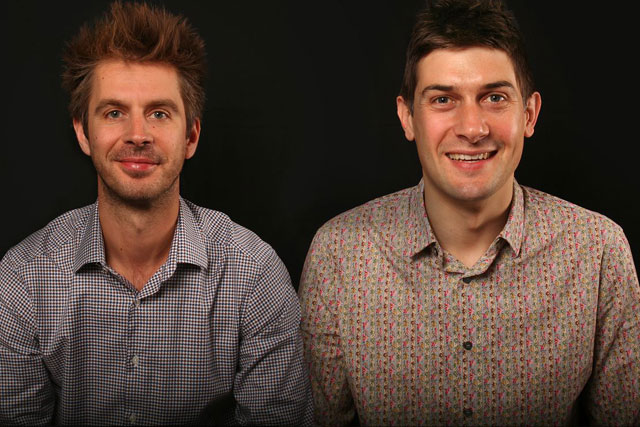 Critical Mass: merged agency executives Alistair Campbell and Matt Kwiecinski