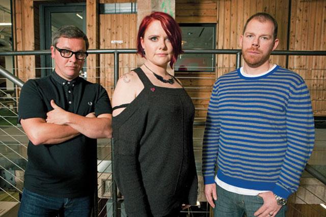 Lee Smith, Laura Jordan-Bambach, Nick Bird