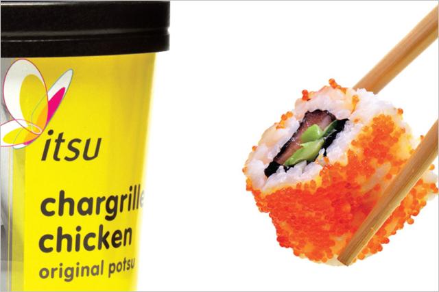 Itsu: searches for creative agency