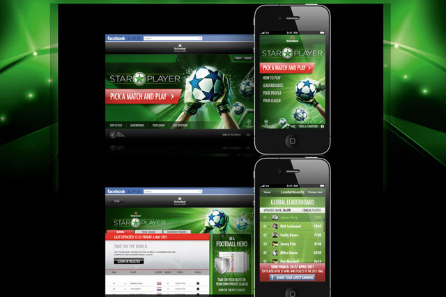 Heineken... Starplayer app