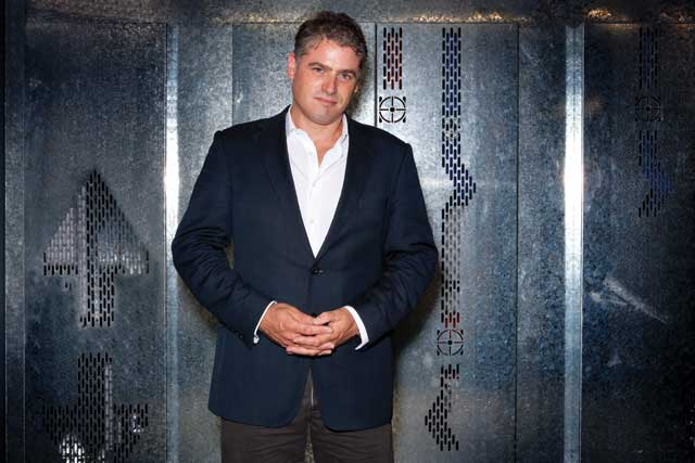 Jason Goodman is the founder and chief executive of Albion
