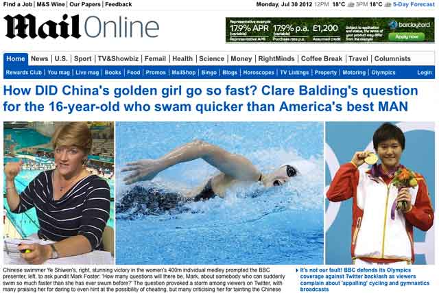 Mail Online: The world's most popular news site