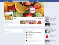 Facebook gave Pimm's a platform to leverage its biggest advocates