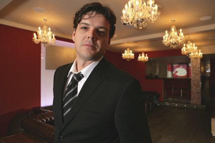 Nick Lawson…MediaCom chief executive for EMEA