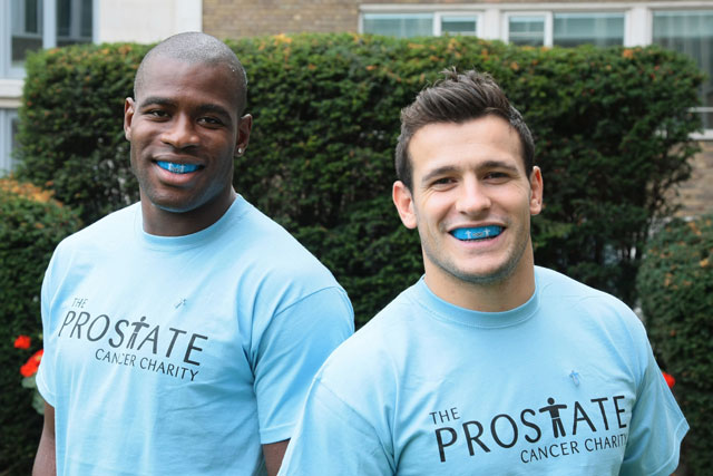 Prostate Cancer Charity: agency hunt