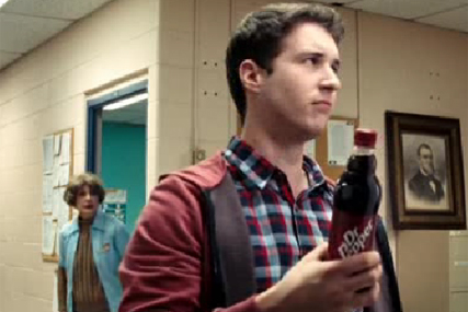 Dr Pepper: what's the worst that can happen? campaign