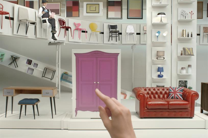 EBay: DDB Europe is the auction brand's ad agency of record