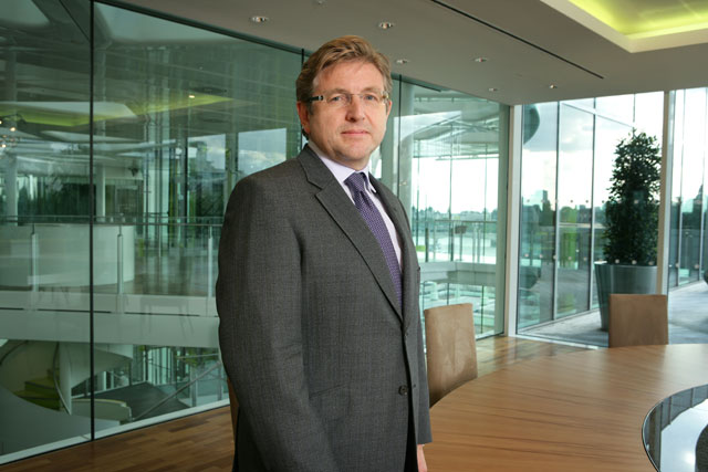Keith Weed... Unilever chief