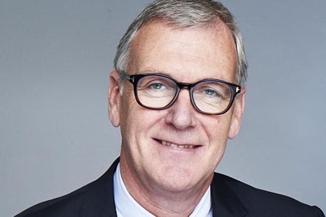 Nigel Sharrocks: steps down at Aegis Media