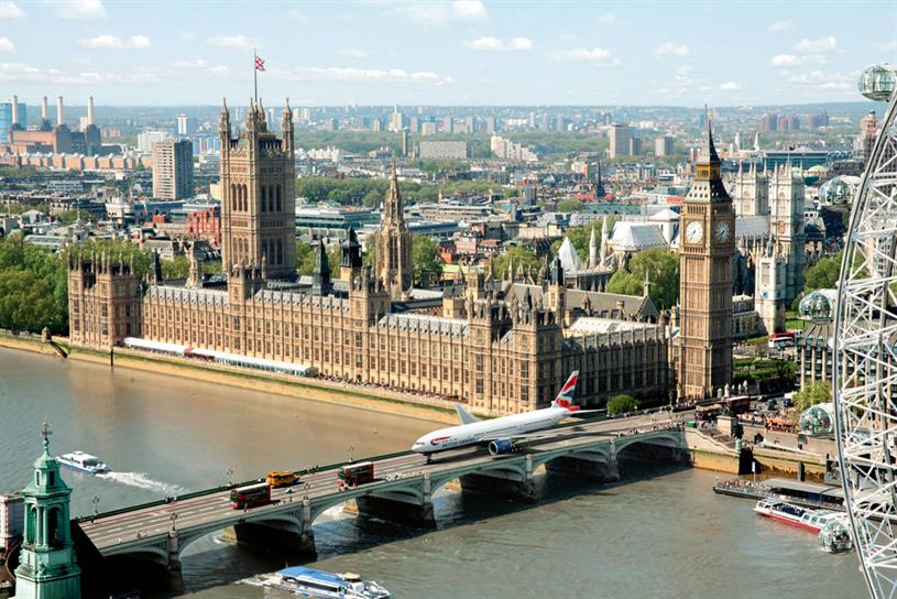 BA: the airline invested heavily last year in marketing surrounding London 2012