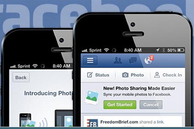 Facebook: wants to improve users' newspaper and magazine content experience via its app