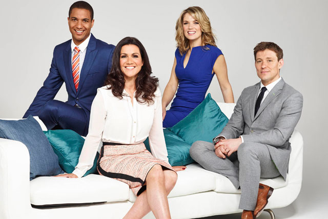 Good Morning Britain: ITV's breakfast presenters