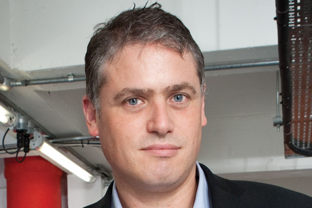 Jason Goodman: the chief executive of Albion