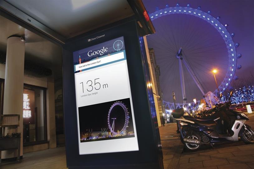 Google Outside: makes the Cyber shortlist for R/GA London