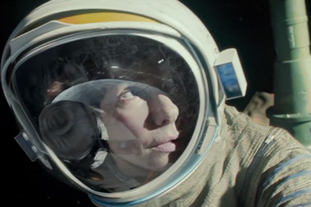 Gravity: trailer for Oscar-nominated film has been viewed more than 42 million times