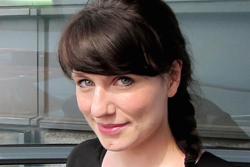 Kat Hahn: joins RG/A as an associate creative director