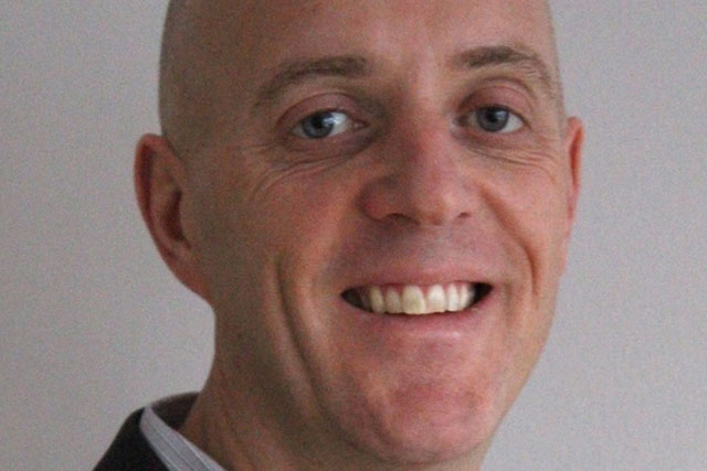 Nick Hewat: commercial director at The Guardian