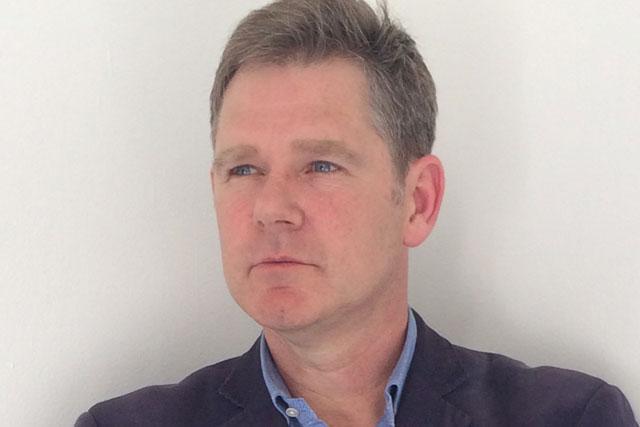 Paul Houlding: the managing partner at Isobel