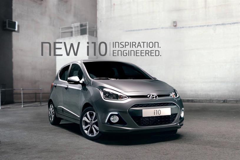 Hyundai: shortlisted agencies