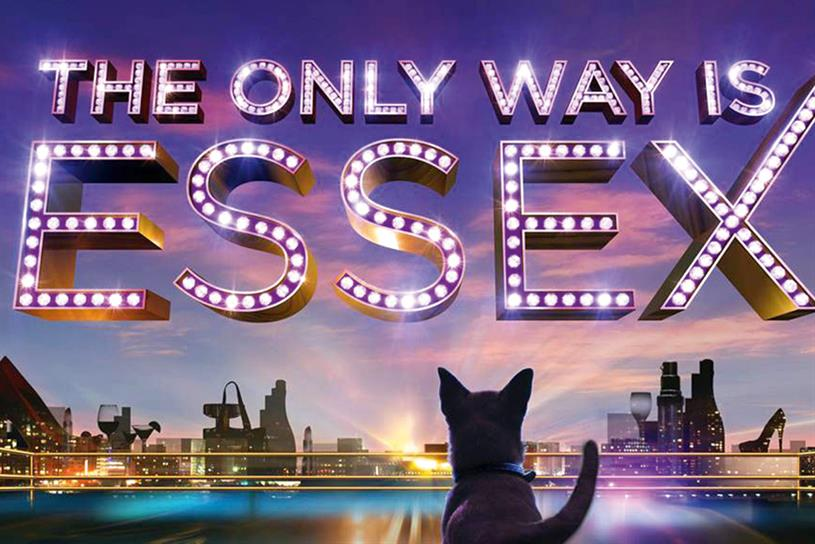 The Only Way Is Essex: proved popular with online users over the first half of the year