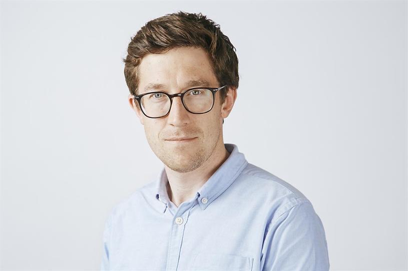 Iain Matthews: chief strategy officer at Deep Focus London