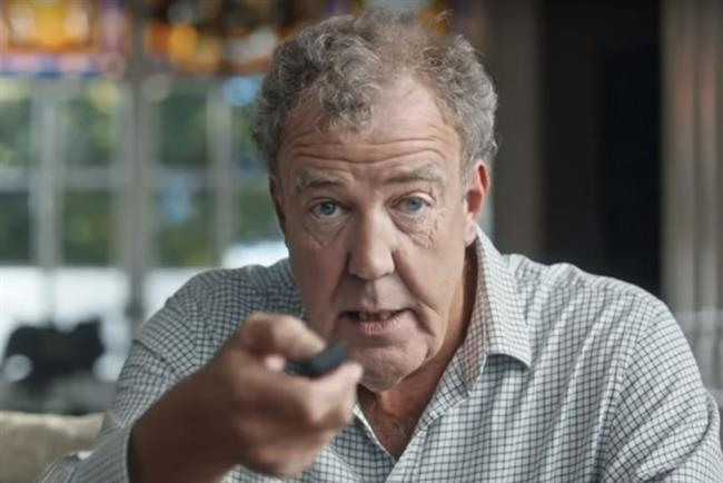 Jeremy Clarkson: starring in new motoring show on Amazon Prime