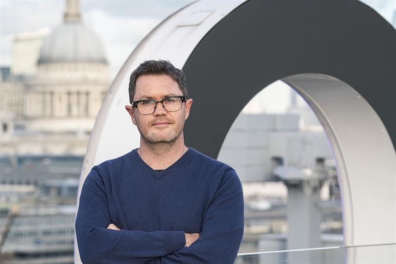 Julian Watt: he has joined Blue Hive