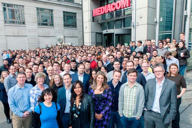 MediaCom UK: has many women in senior roles
