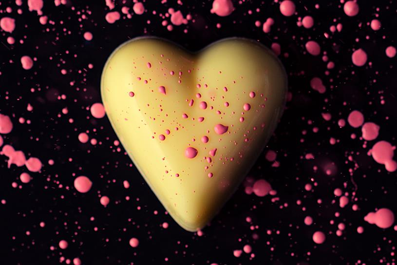 Marks & Spencer's Valentine's Day campaign
