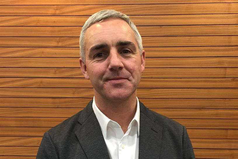Matt Davies: the new managing director of content at MEC
