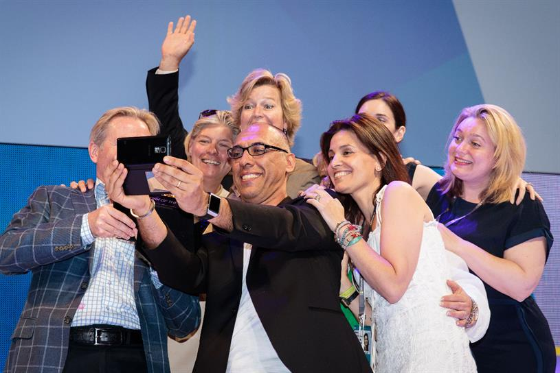 Starcom MediaVest Group: wins Media Network of the Year in Cannes