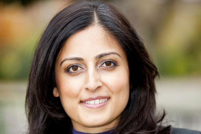 Mobbie Nazir: promoted to chief strategy officer at We Are Social